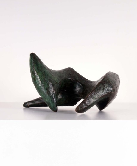 Bronze sculpture, 1950 L 32cm, W 23cm, H 18cm edition 3/5