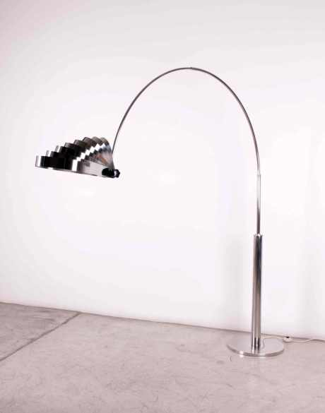 Telescopic Floor Lamp, Italy, circa 1970