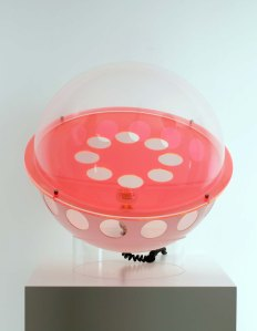 1970 Italian Table Lamp by Franco Fraschini, H 60 cm