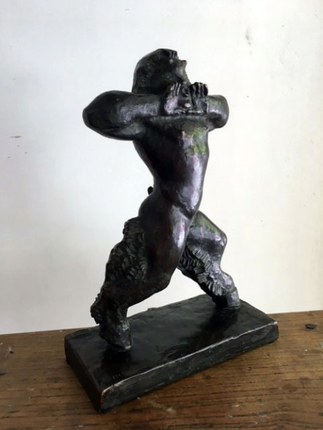 O 386 Gemignani Faun bronze (Low)