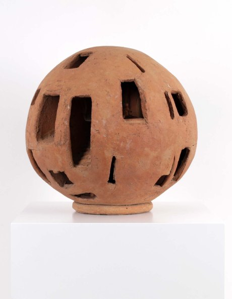 Ceramic by Suzanne Tison, France, 1960, H 45 cm