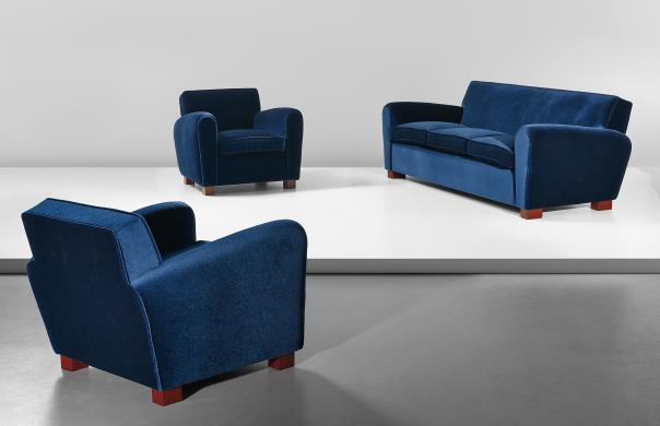 royere-sofa2armchairs